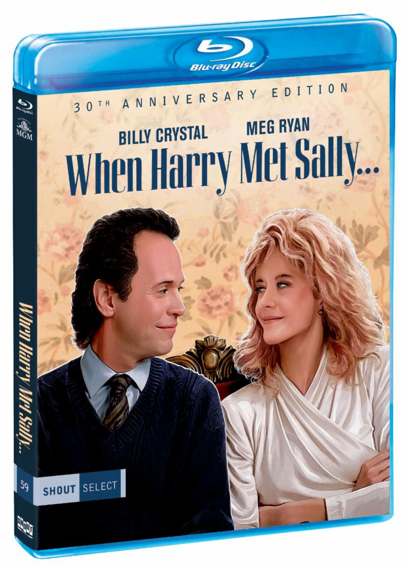 When Harry Met Sally... 30th Anniversary Blu-ray COming From Shout in January