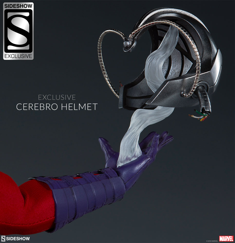 Sideshow Collectibles Magneto Sixth Scale Figure 1