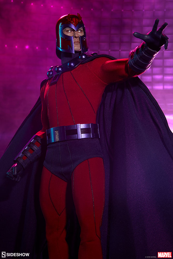 Sideshow Collectibles Magneto Sixth Scale Figure 2