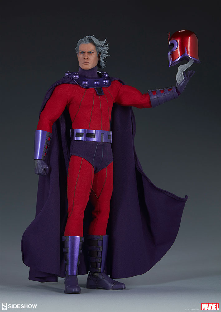Sideshow Collectibles Magneto Sixth Scale Figure 5