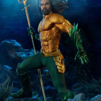 Sideshow Collectibles Premium Format Figure Aquaman 1