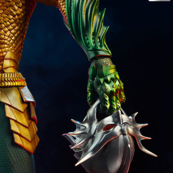 Sideshow Collectibles Premium Format Figure Aquaman 12