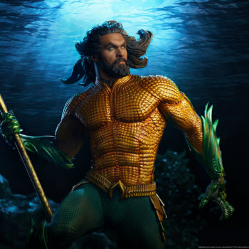 Sideshow Collectibles Premium Format Figure Aquaman 2