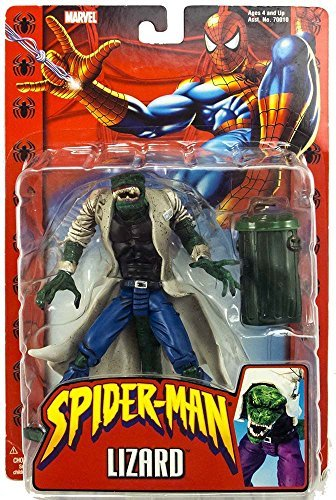 Spider-Man Lizard Figure