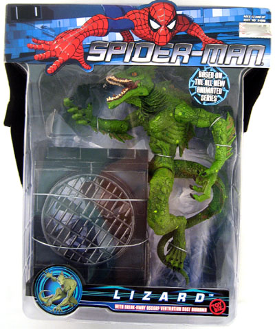 Spider-Man MTV Show Lizard