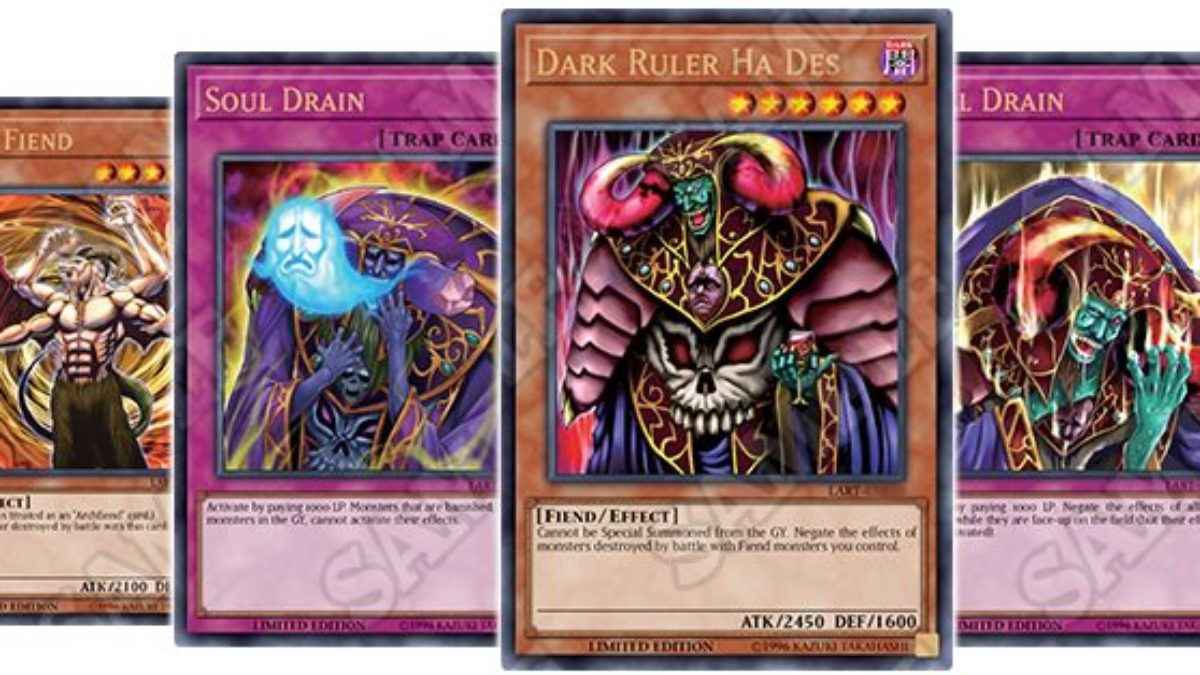 Yu-Gi-Oh! TCG Will Launch Lost Art Promotional Cards in January