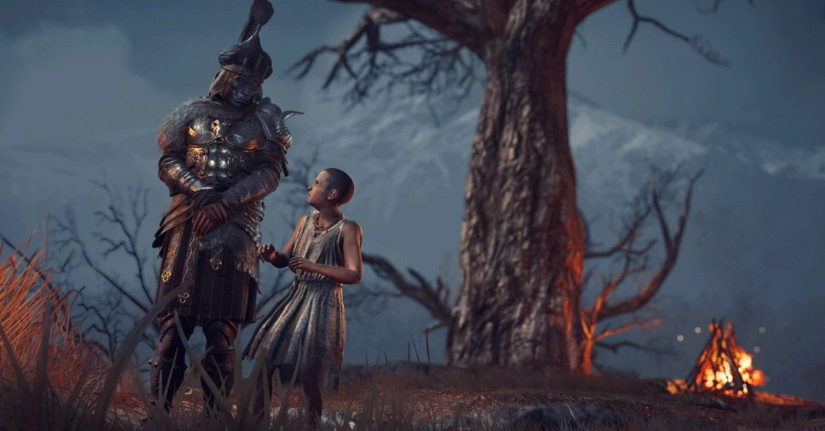 Legacy Of The First Blade Is Now Available In Assassin S Creed Odyssey