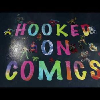Hooked On Comics Grand Re-Opening Promo Video!