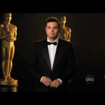 Oscars Promo: Seth MacFarlane Is Ready