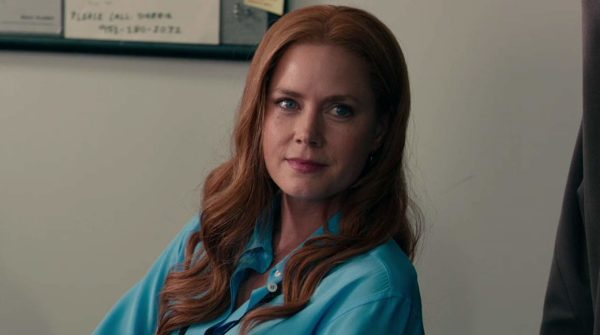 Amy Adams Thinks She's Out of the DC Universe