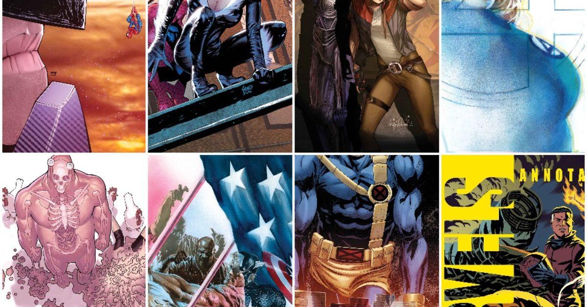 a505948e91 Marvel Comics March 2019 Solicitations in Full