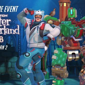 Overwatch Seasonal Event | Overwatch Winter Wonderland 2018