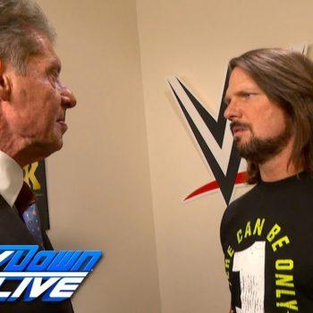 AJ Styles attacks Mr. McMahon: SmackDown LIVE, Dec. 25, 2018