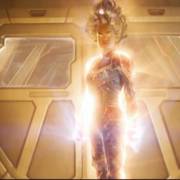"Marvel Studios' Captain Marvel | ""Born Free"" TV Spot"