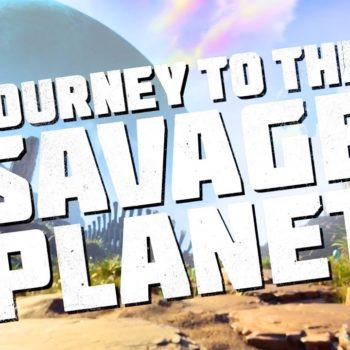 Journey to the Savage Planet - Reveal Trailer | VGAs 2018