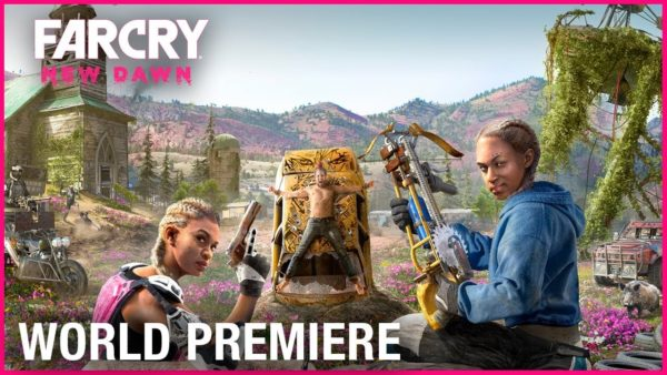 Far Cry New Dawn: Official World Premiere Gameplay Trailer | Ubisoft [NA]