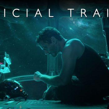 Marvel Studios' Avengers - Official Trailer
