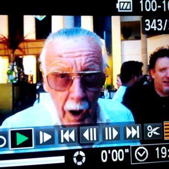 Stan Lee is a Geordie