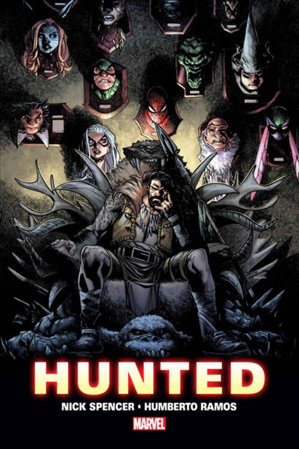 Kraven The Hunter Returns in March's Amazing Spider-Man