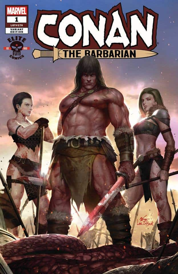 The Daily LITG, January 2nd 2019 - Here Comes Conan The Brrrrbarian