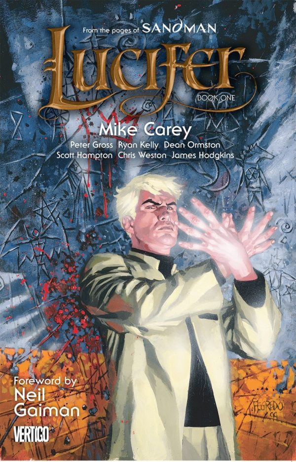 Lucifer Gets an Omnibus, Adam Hughes Gets an Absolute, Hitman Gets New Collections from DC Comics