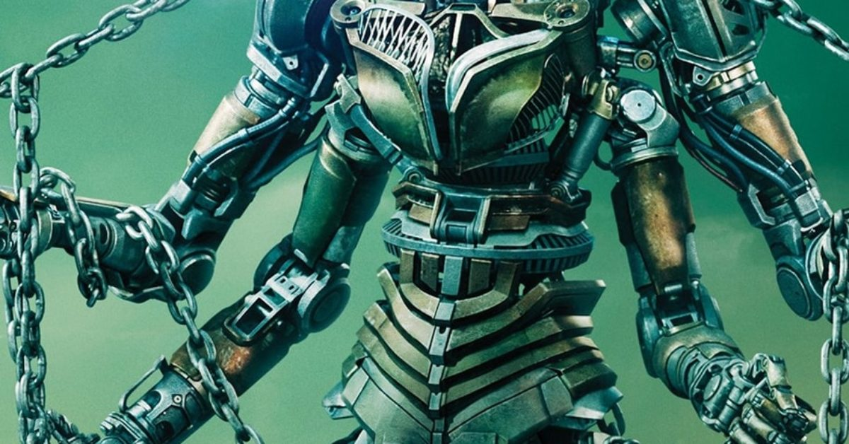 10 Character Posters From Alita Battle Angel With Killer Robots