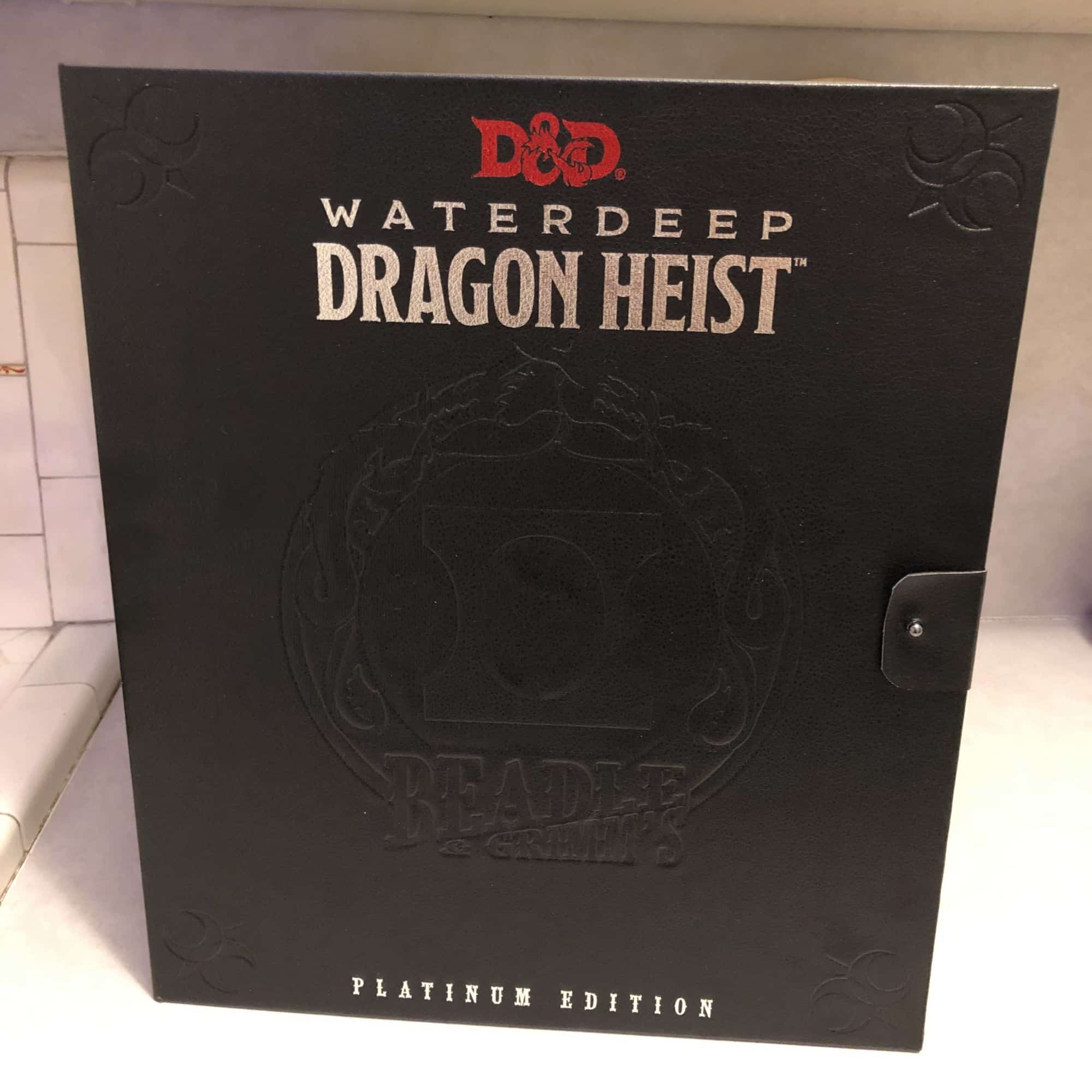 Review: Beadle & Grimm's Platinum Edition D&D Waterdeep Set