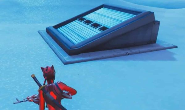The Iceberg in Fortnite Has a New Secret With a Hatch