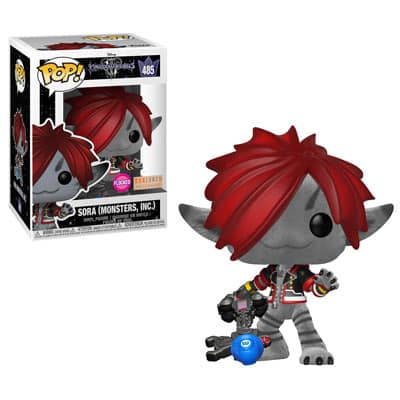 Funko Kingdom Hearts 3 Sora Monsters Inc BoxLunch Exclusivejpeg