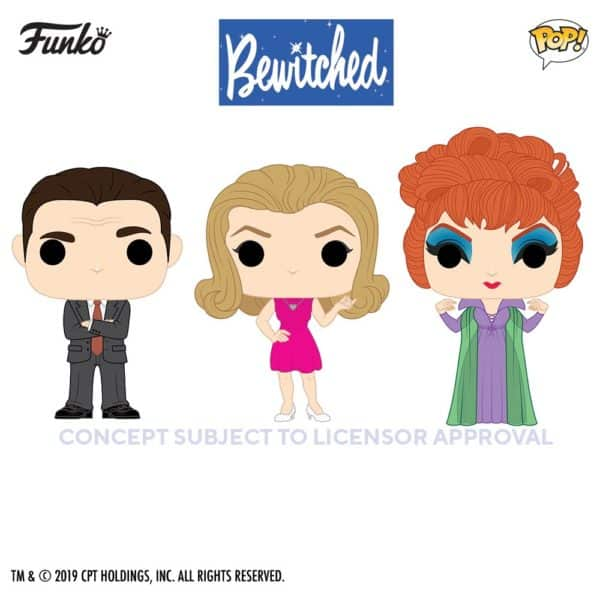 Funko London Toy Fair Bewitched