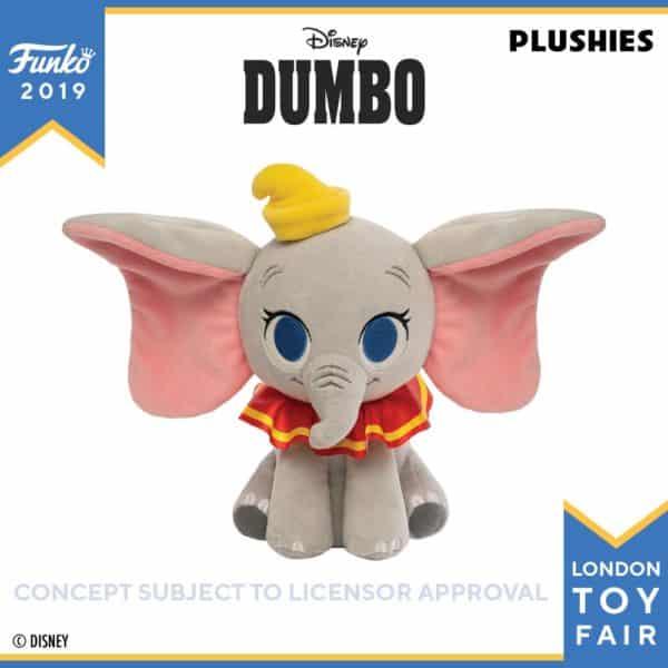 Funko London Toy Fair Dumbo