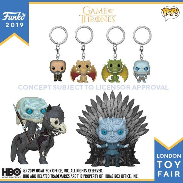 Funko London Toy Fair Game of Thrones 3