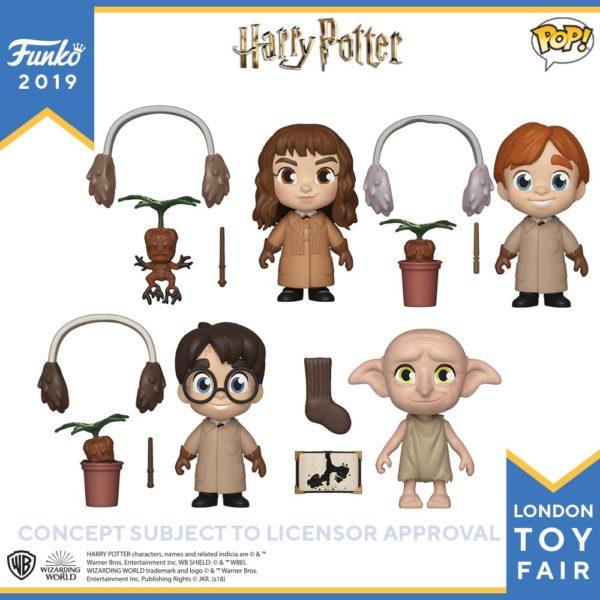 Funko London Toy Fair Harry Potter 1