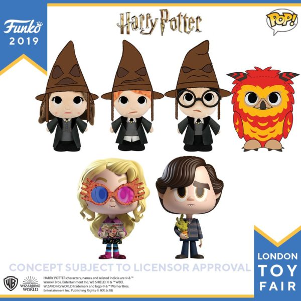 Funko London Toy Fair Harry Potter 2