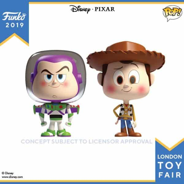 Funko London Toy Fair Toy Story
