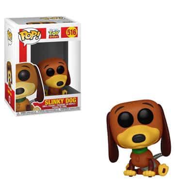 Funko Toy Story Slinky Dog Pop