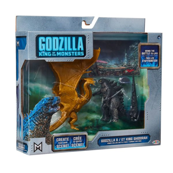 Godzilla King of the Monsters Jakks 9