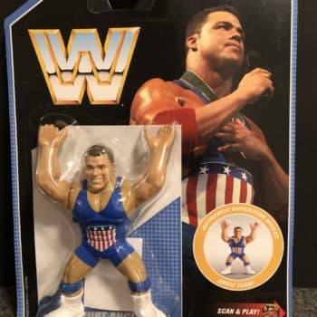 Mattel WWE Retro Figures 2