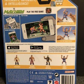 Mattel WWE Retro Figures 3