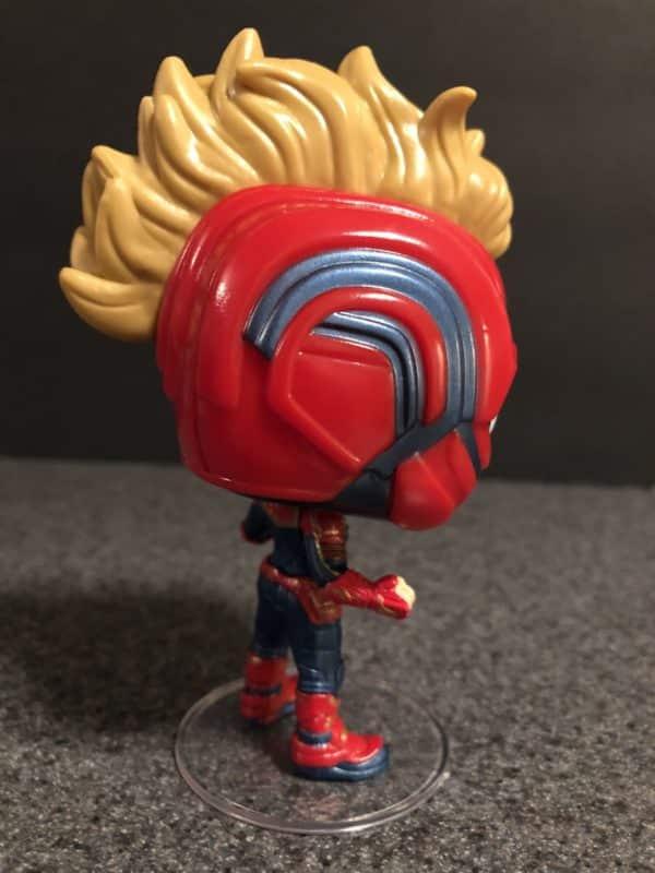 Captain Marvel Funko Pop 6