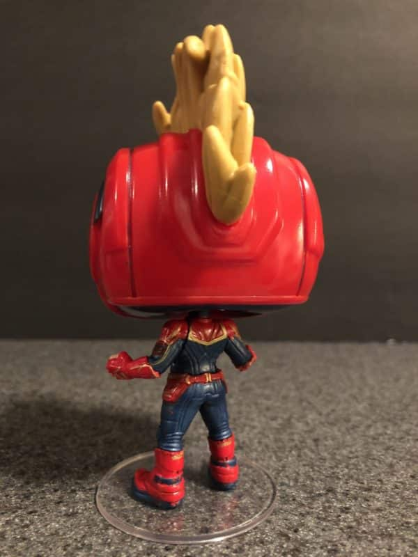 Captain Marvel Funko Pop 7