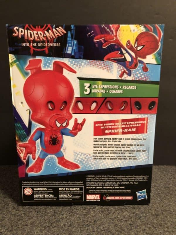Hasbro Into the Spider-Verse Spider-Ham 2
