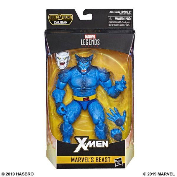 Marvel Legends Beast 1