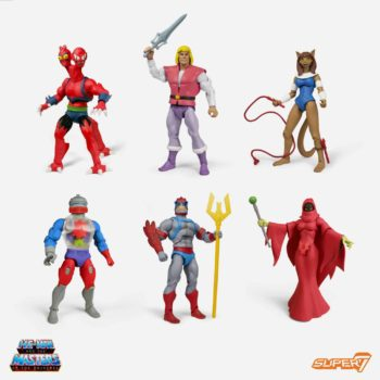 Masters of the Universe Club Grayskull Wave 4