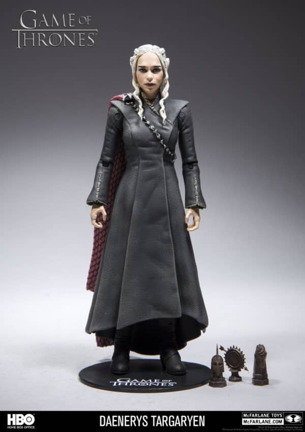 McFarlane Toys Game of Thrones Daenerys 1
