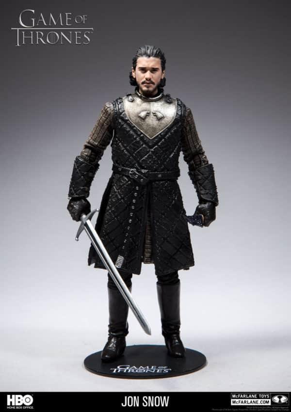 McFarlane Toys Game of Thrones Jon Snow 1