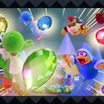Yoshis Crafted World and Kirbys Extra Epic Yarn Both Coming in March