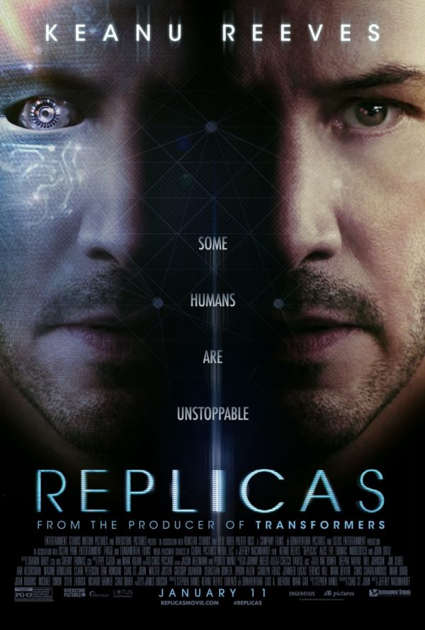 Review Replicas Is The Worst Movie Of 2019 And It Is Only January