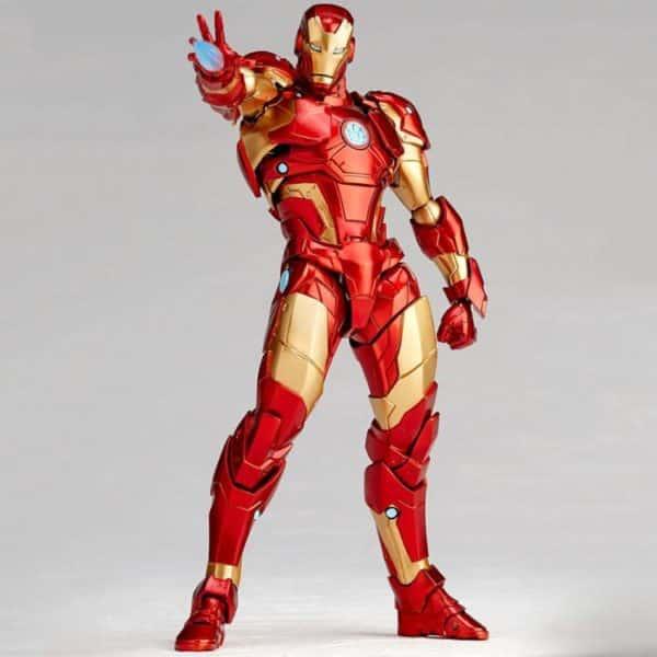 Revoltech Iron Man Figure 1