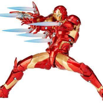 Revoltech Iron Man Figure 10